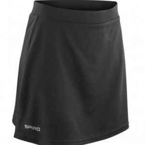 Humber Junior Academy Centre-Black Skort Adult Sizes
