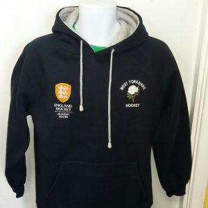 West Yorkshire Academy Centre-Hoodie Junior Sizes