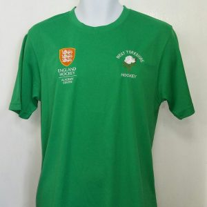 West Yorkshire Junior Academy Centre-Playing Shirt Adult Sizes