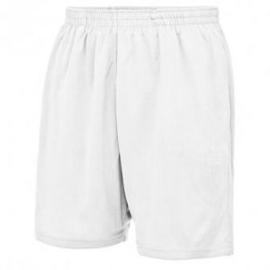 West Yorkshire Junior Academy Centre-White Shorts Junior Sizes
