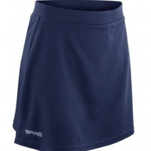 West Yorkshire Academy Centre-Navy Skort Adult Sizes