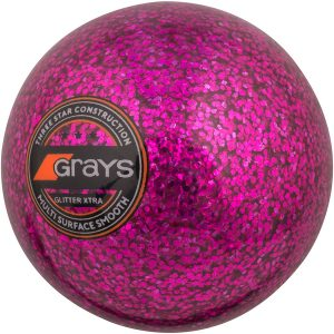 Grays Hockey Ball Glitter Xtra (Pink)