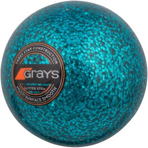 Grays Hockey Ball Glitter Xtra (Teal/Blue)