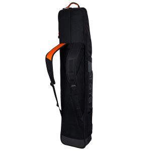 Grays Delta Hockey Kitbag (Black/Neon Volt)