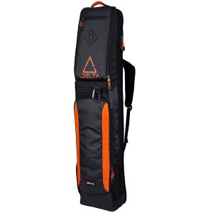 Grays Delta Hockey Kitbag (Black/Orange)