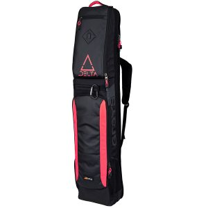 Grays Delta Hockey Kitbag (Black/Pink)