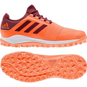adidas Divox (Orange/Maroon)