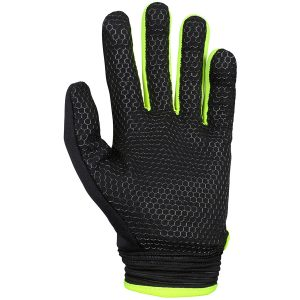 Grays G500 Gel Glove Pair (Black/Fluorescent Yellow)