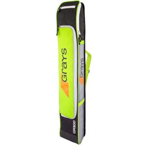 Grays GR300 Stick Bag (Grey/Silver/Volt Green)
