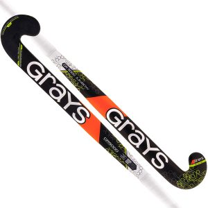 Grays GR5000 Jumbow Outdoor Stick (Black/Fluorescent Yellow)