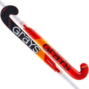 Grays GR8000 Dynabow Outdoor Stick (Fluorescent Red/Black)
