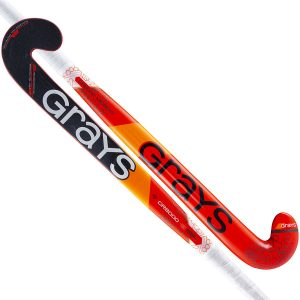 Grays GR8000 Midbow Outdoor Stick (Fluorescent Red/Black)