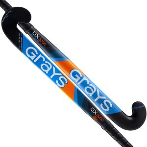 Grays GX3000 Ultrabow Outdoor Junior Stick (Blue/Black)