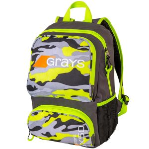 Grays GX50 Backpack (Camo Yellow)