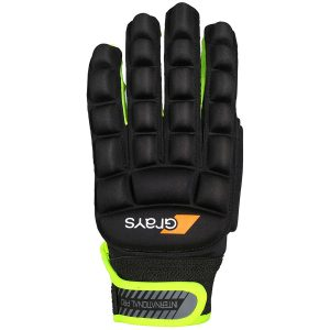 Grays International Pro Right Hand Glove (Black/Fluorescent Yellow)