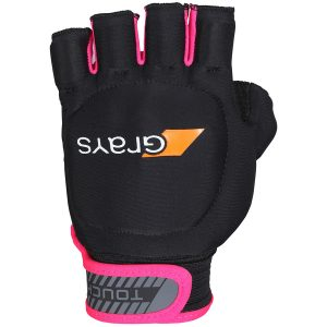 Grays Touch Left Hand Glove (Black/Pink)