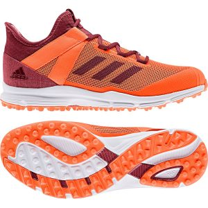 adidas Zone Dox (Orange/Maroon)