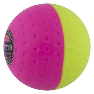 Grays 50/50 Ball (Pink/Yellow)