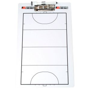 Grays Coaches Clipboard