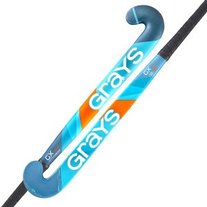 Grays GX2000 Dynabow Outdoor Junior Stick 2021 (Teal)