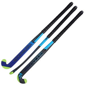 Kookaburra Rapid Outdoor Hockey Stick (Black/Blue)