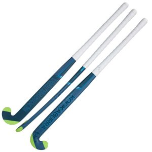 Kookaburra Tidal Outdoor Junior Hockey Stick (Teal)