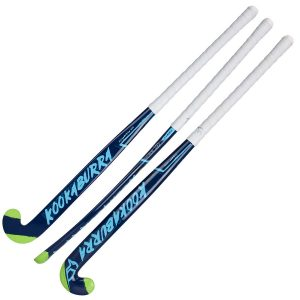 Kookaburra Vibe Outdoor Hockey Stick (Navy/Mint)