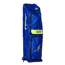 JDH Elite Hockey Bag (Blue/Volt)