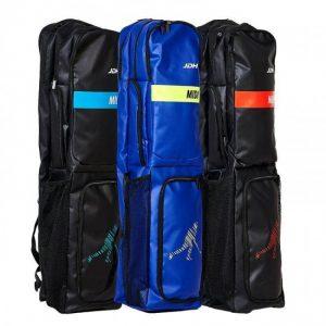 JDH Midi Hockey Bag Black/Blue or Blue/Yellow