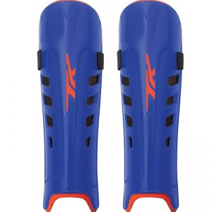 TK Total Three 3.5 Hockey Shinguards (Blue)