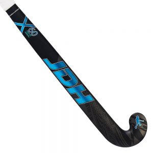 JDH X60 Senior Hockey Stick (Grey/Blue)