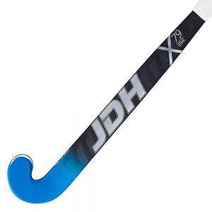 JDH X79 Senior Hockey Stick (Grey/Blue)