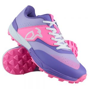Kookaburra Dusk Senior Hockey Shoe (Pink/Purple)