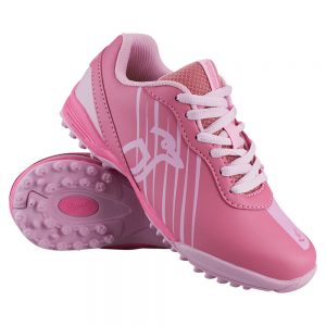 Kookaburra Neon Pink Junior Hockey Shoe (Pink)