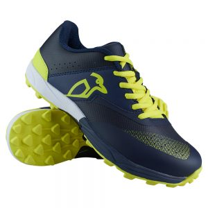 Kookaburra Nitro Senior Hockey Shoe (Blue/Yellow)