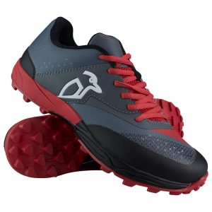 Kookaburra Xenon Senior Hockey Shoe (Grey/Red)