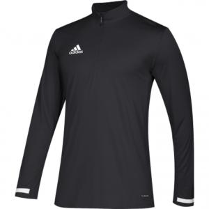 Newbury & Thatcham Hockey Club-Adidas Mens 1/4 Zip Jacket