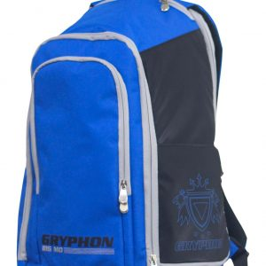 Gryphon Big Mo Hockey Backpack- Blue