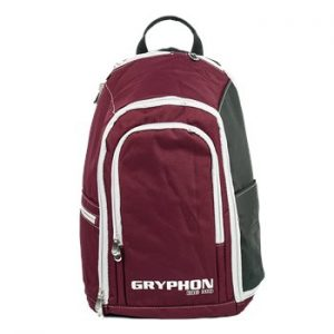 Gryphon Big Mo Hockey Backpack- Burgundy