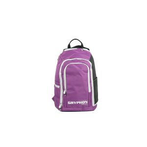 Gryphon Big Mo Hockey Backpack- Purple