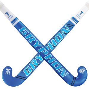 Gryphon Taboo Blue Steel Deuce-II Senior Hockey Stick