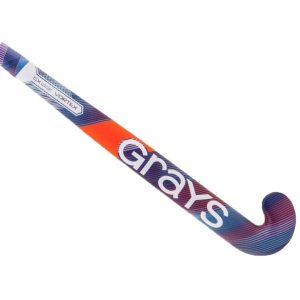 Grays GX Custom Vortex Junior Hockey Stick- Pink/Purple