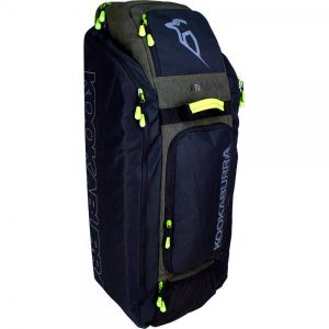 Kookaburra Pro D3000 Cricket Duffle Bag- Green