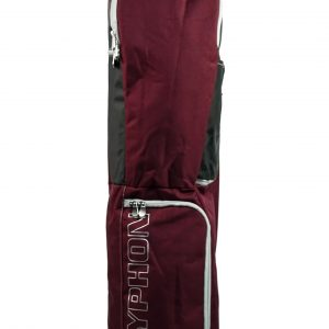 Gryphon Thin Finn Hockey Kitbag- Burgundy