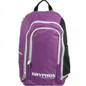 Gryphon Frugal Fred Hockey Backpack- Purple