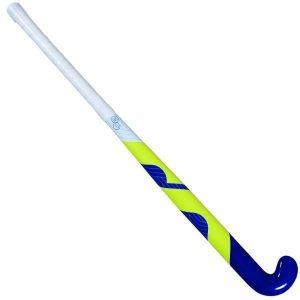 Mercian Genesis 3 Junior Hockey Stick- Blue/Volt