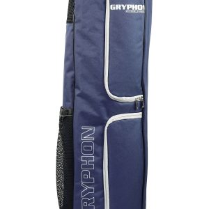 Gryphon Middle Mike Hockey Kitbag- Navy