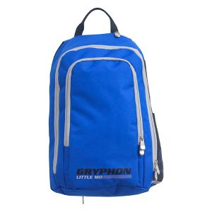 Gryphon Little Mo Hockey Backpack- Blue