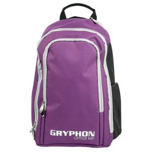 Gryphon Little Mo Hockey Backpack- Purple