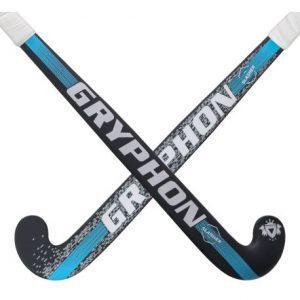 Gryphon Slasher G18 Junior Hockey Stick- Black/Blue
